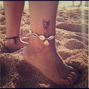 Boho Statement Sea Shell Anklet